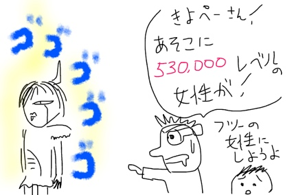 戦闘力530000