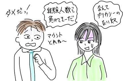 容易に口説き落としたいのであれば常に関係性上位でいる必要がある